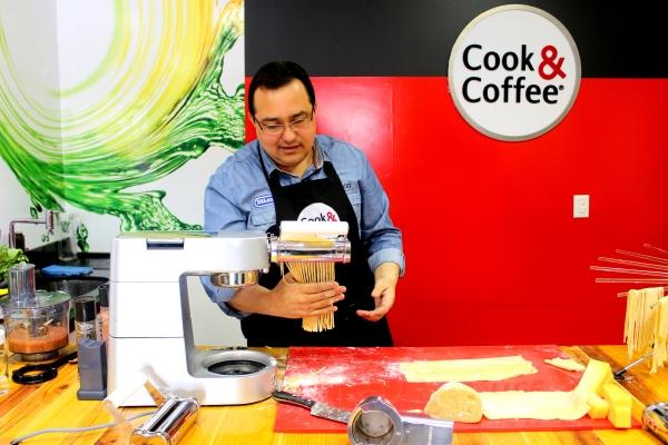 D3 Cook & Coffee: aulas de culinária