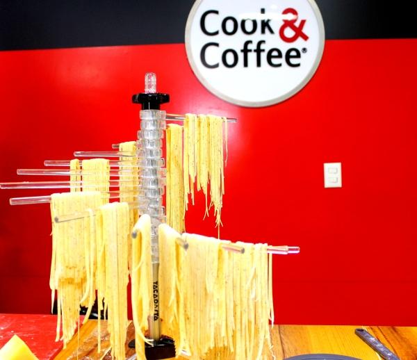D4 Cook & Coffee: aulas de culinária