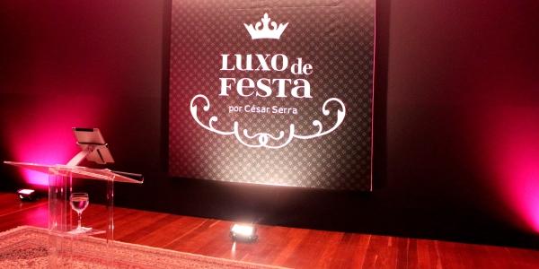 110 Lançamento do Luxo de Festa 2013