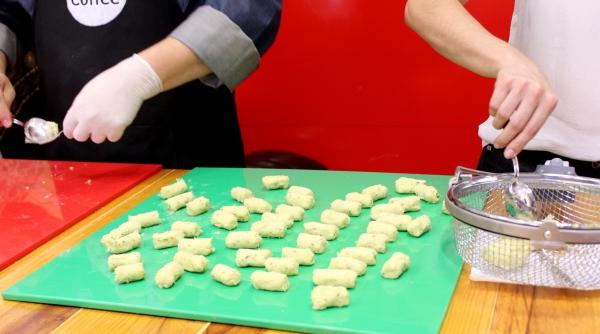 121 Cook & Coffee: Pasteis e Bolinhos de Bacalhau