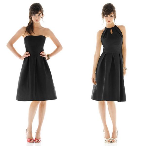 B4 Convidadas {vestidos pretos}