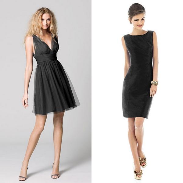 C3 Convidadas {vestidos pretos}