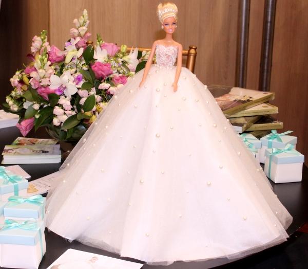 116 Barbie Noiva