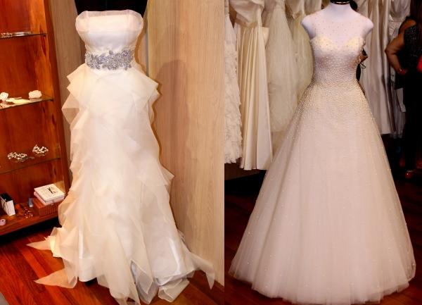 AA1 Casamoda Noivas: Passeando pelo evento