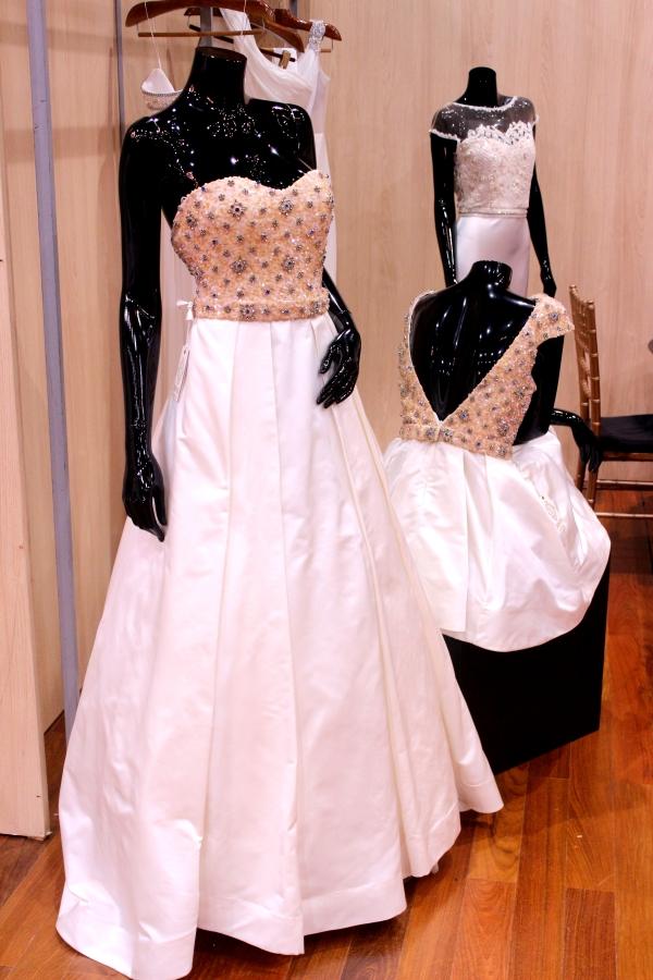 J2 Casamoda Noivas: Passeando pelo evento