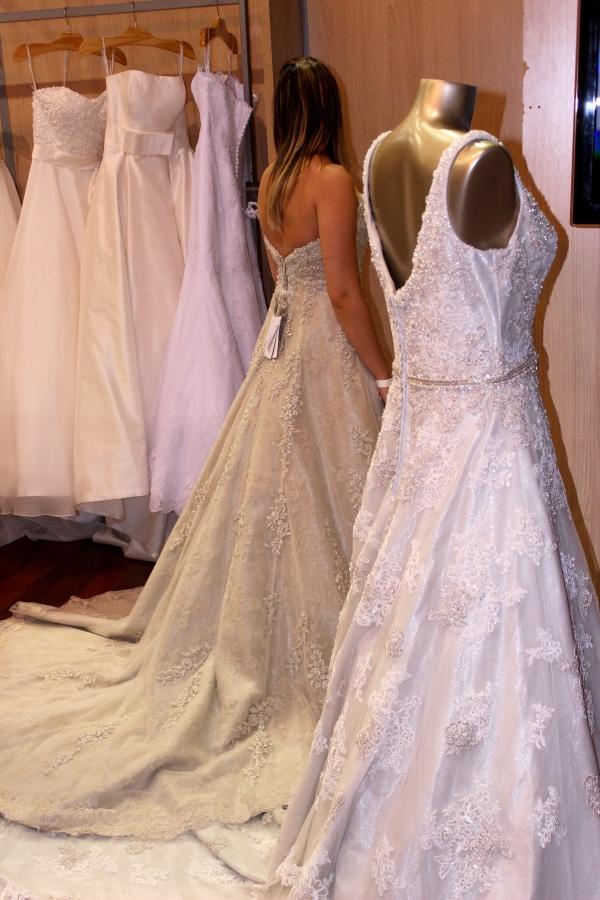 N3 Casamoda Noivas: Passeando pelo evento