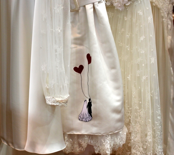P2 Casamoda Noivas: Passeando pelo evento