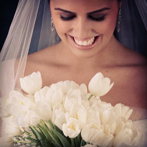 noiva Saudade + três anos de blog