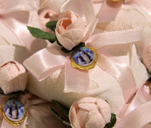 10 Bem Casados {com flores}