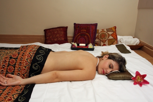 110 Diário de Vida saudável: Massagem Ayurvédica