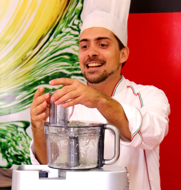 2 Cook & Coffee com o Chef Alexandre Vargas