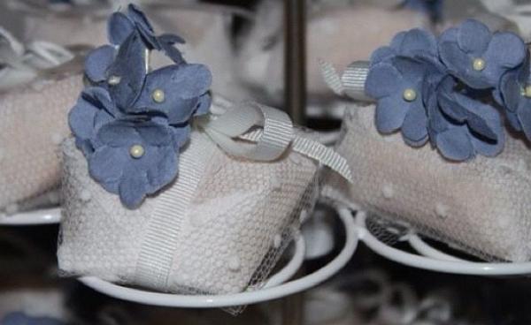 41 Bem Casados {com flores}