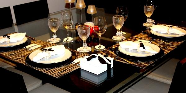 7 Mesa para o jantar