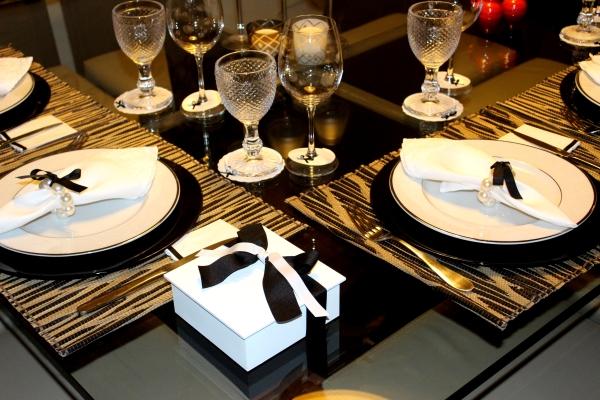 8 Mesa para o jantar