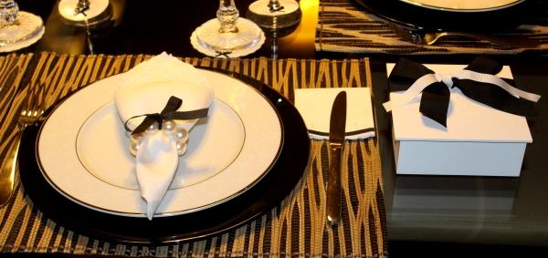 9 Mesa para o jantar