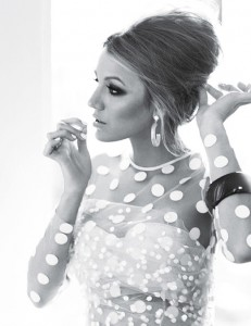 Blake Lively in Glamour July 2011 231x300 Blake Lively in Glamour July 2011