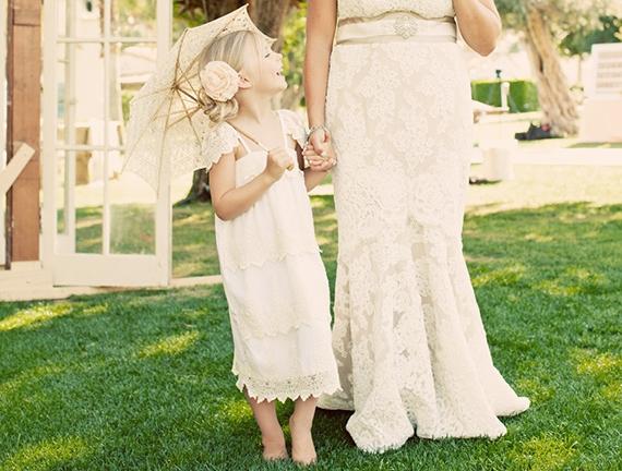 EDITADA Para noivas que são mães