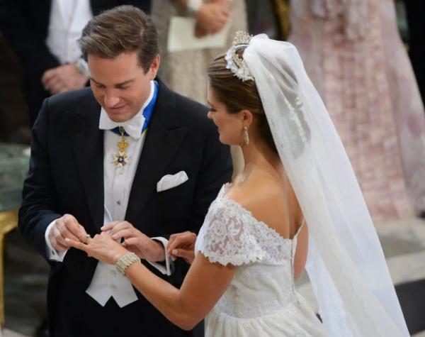 32 Princesa Madeleine & Christopher ONeill