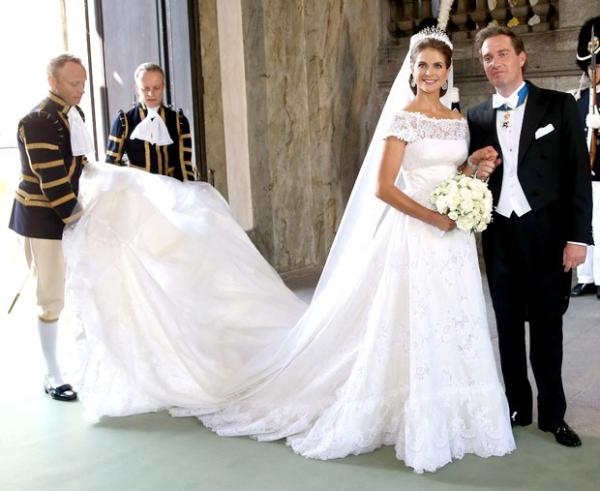 A1 Princesa Madeleine & Christopher ONeill