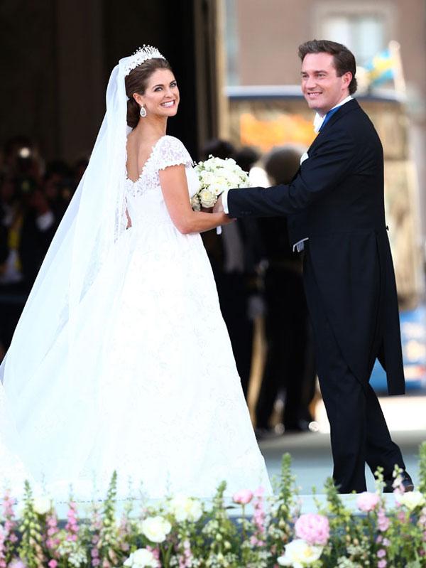 B1 Princesa Madeleine & Christopher ONeill