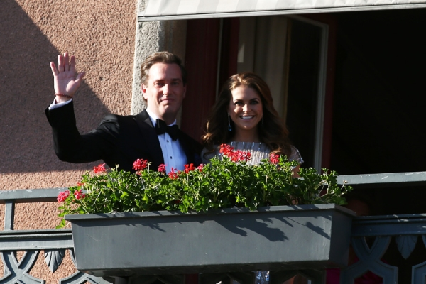 B2 Princesa Madeleine & Christopher ONeill {Gala}