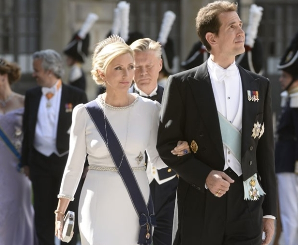 C2 Princesa Madeleine & Christopher O'Neill {Convidadas}