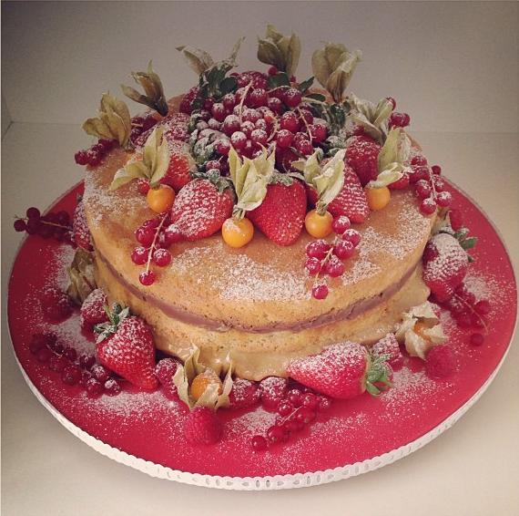 NAKED CAKE DANIELLE ANDRADE 2 Naked Cake