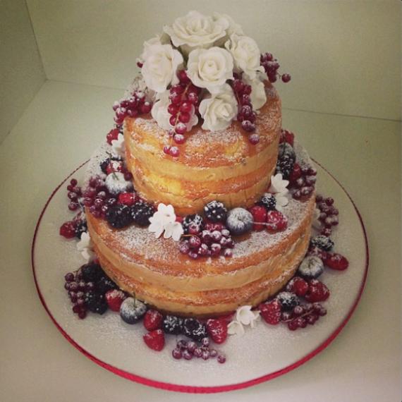 NAKED CAKE DANIELLE ANDRADE2 Naked Cake