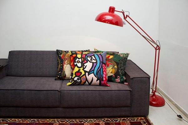 almofada 3 Almofadas Arte...!