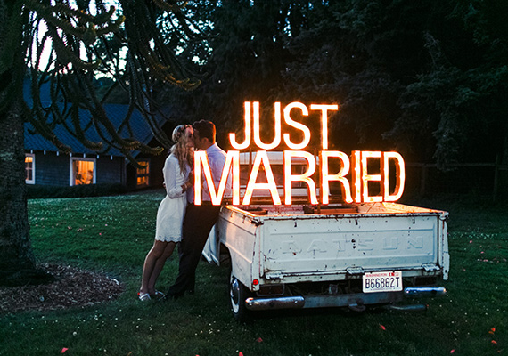 JUST Just Married