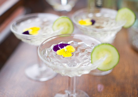 11 Apresentação de drinks