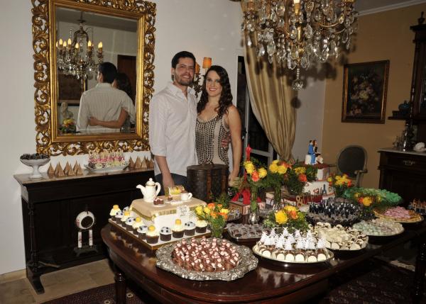 26 Izabela & Daniel {Chá Bar}