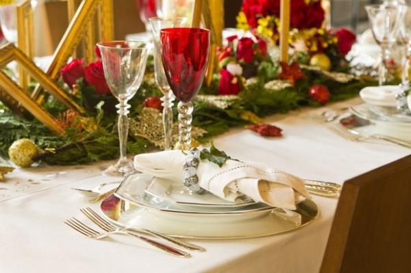 NATAL A Mesas para o Natal