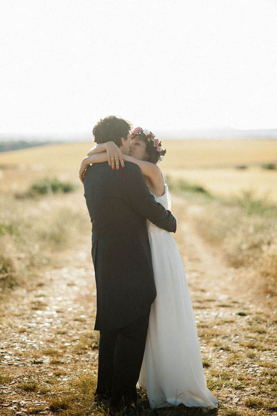 Rustic and elegant spanish wedding 19 Bom final de semana