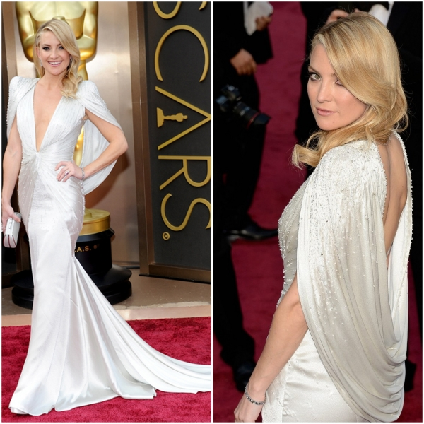 5 Os vestidos do Oscar 2014