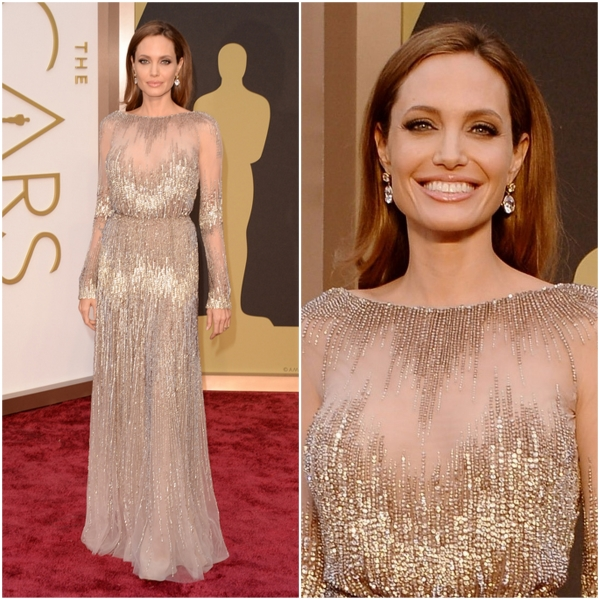 7 Os vestidos do Oscar 2014