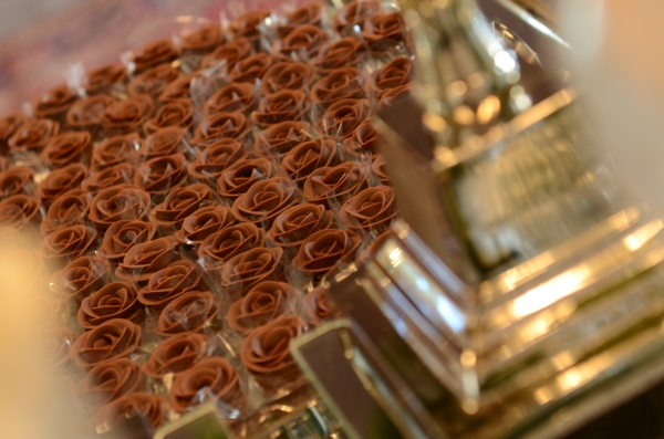 BB1 Rosas de Chocolate