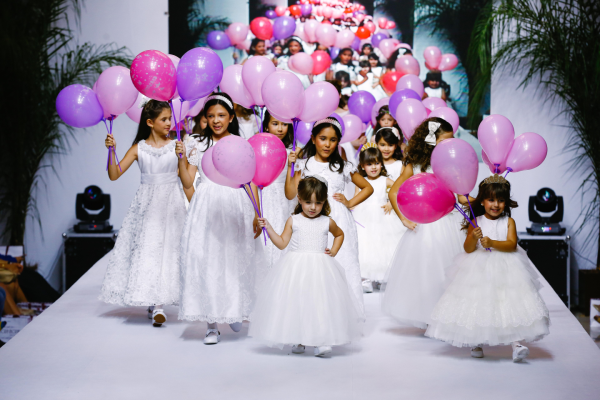 11 Flower Girl {Luxo de Festa 2014}