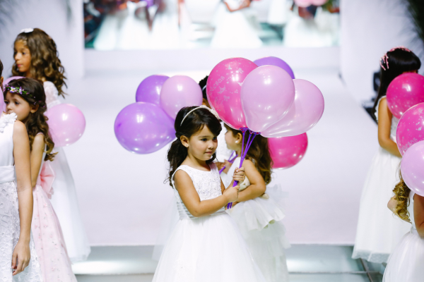 12 Flower Girl {Luxo de Festa 2014}