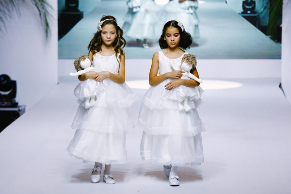 3 Flower Girl {Luxo de Festa 2014}