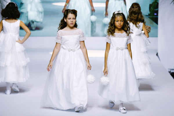 5 Flower Girl {Luxo de Festa 2014}