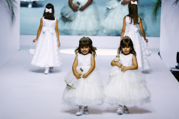 A Flower Girl {Luxo de Festa 2014}
