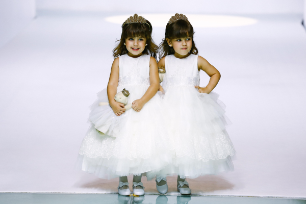 B Flower Girl {Luxo de Festa 2014}