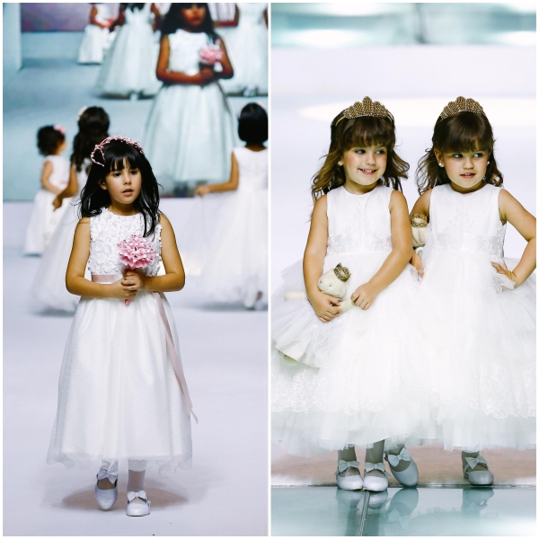 BB Flower Girl {Luxo de Festa 2014}