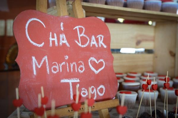 310 Marina & Tiago {Chá Bar}