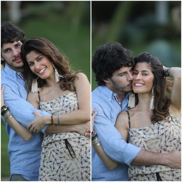 324 Camila e Pedro {Almoço para Padrinhos}