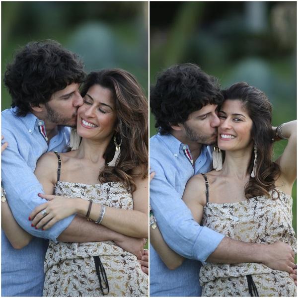 333 Camila e Pedro {Almoço para Padrinhos}