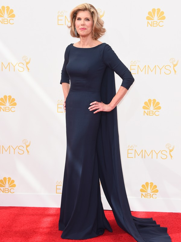 christine baranski Emmy Awards 2014