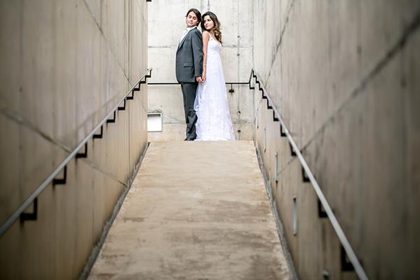 32 Priscila e Pedro {Cherish the Dress}