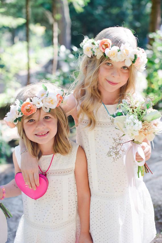 FOFURA DO DIA 3 Com guirlanda de flores